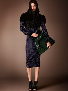 BURBERRY PRORSUM 2014年プレフォールコレクション | Fashionsnap.com