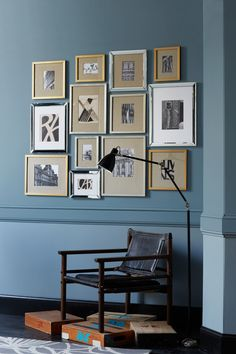 As an alternative to a single large mirror, consider creating a gallery-style wall filled entirely with mirrored and metallic frames. Multiple reflective surfaces grouped together will bounce light around effectively, and it's easy to hang as many frames as you like (in all shapes and sizes) to show off prints you already own. - See more at: http://www.trulia.com/blog/7-solutions-windowless-rooms/#sthash.N365u1YE.dpuf