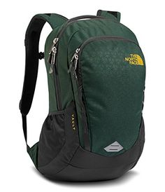 The North Face Unisex Vault Backpack Darkest Spruce EmbossDarkest Spruce >>> You can get more details by clicking on the image.