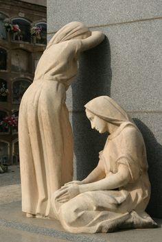 Cementiri sant Andreu - Barcelona, Spain
