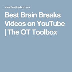 Best Brain Breaks Videos on YouTube | The OT Toolbox