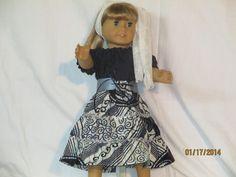Gypsie dress combo by dollclothesbyBetty on Etsy, $18.95