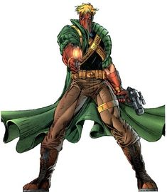 Grifter from the WildC.A.T.s