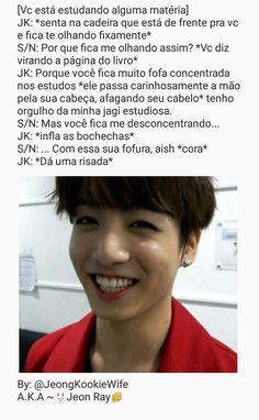 Read Mini-imagines from the story Imagines & Reações BTS//pt 3 by RayanneMarculino (Rayanne Marculino) with reads. Bts Memes, Memes Pt, Jungkook Hot, Bts Jungkook, Foto Bts, Jung Kook, Fanfic Kpop, Pop Photos, Shared Folder