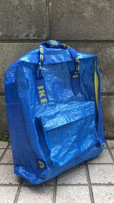 Make your own kanken backpack with ikea bag 4e84d3d13