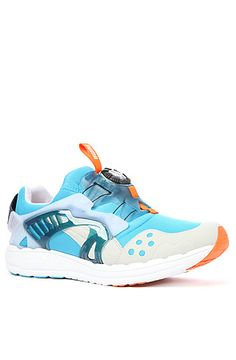 2431dd21bf0 Puma Sneaker Future Disc in Hawaiian Ocean