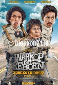 watch movie Warkop DKI Reborn: Jangkrik Boss! (2016) online…