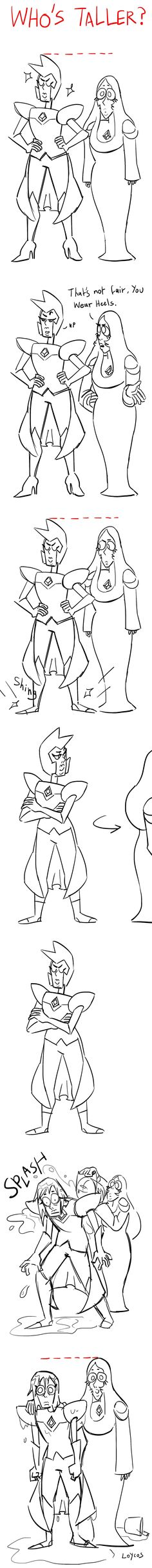 Yellow Diamond exposed
