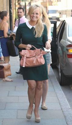 Emma Bunton aka Baby Spice! Emma Bunton, Spice Girls, Mtv, Baby Spice, Geri Halliwell, Great Legs, Elegant Outfit, Girl Crushes, What To Wear