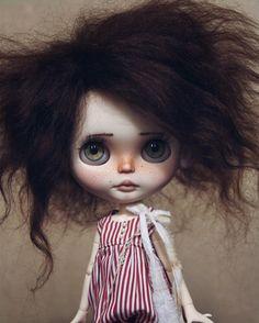 Blythe doll custom by Taradolls