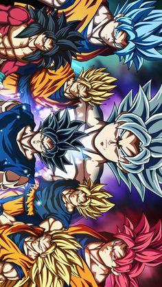 Dragon Ball Z, Dragon Ball Image, Dbz, Sword Art Online, Cool Pokemon Wallpapers, Black Panther Art, Black Art Pictures, Artwork, Son Goku