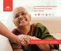 With a completely personalized environment, you won't have to long for your home. Skyla Serviced Apartments packs a full-functional kitchen, home-cooked food that is served fresh and hot, dining services, a 24/7 customer service and friendly staff available round the clock.  Visit www.skylaservicedapartments.com to know more