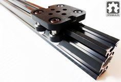 OpenBuilds V-Slot Aluminum Extrusion by Mark Carew » V-Slot is in the House! — Kickstarter