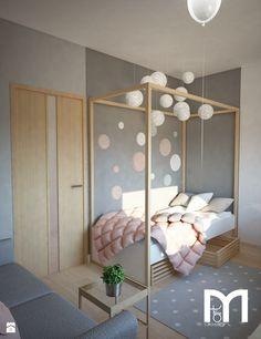 Idealny pokój dla dziewczynki
