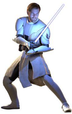 Obi-wan Kenobi (General Kenobi) by Yare-Yare-Dong on DeviantArt Vader Star Wars, Star Wars Clone Wars, Star Wars Art, Obi Wan, Jedi Armor, Darth Bane, Jedi Cosplay, Star Wars Characters Pictures, Star Wars Wallpaper