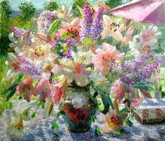 "Photo from album ""Зундалев"" on Yandex. Matisse, Decoupage, Blog Art, I Believe In Pink, Wonderful Flowers, Botanical Prints, Landscape Photos, Flower Art, Art Flowers"