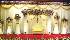 wedding decorations | wedding stage decoration in bangalore - wedding stage decoration