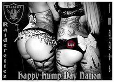 Happy Hump Day Raider Nation