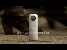 Riccoh theta seems to be developed for taking photos. On the other hands, 360 fly is mostly used for recording a video. 2 different purposes