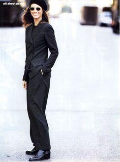 Christy Turlington by Arthur Elgort in Vogue US 1993