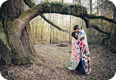 Couples photo ideas.  Bring a quilt to couples session.  Prop ideas.
