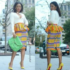 """1,436 Likes, 18 Comments - Iwear_African (@iwear_african) on Instagram: """"© @living_my_bliss_instyle"""""""