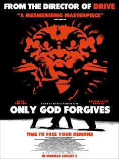 Cool Art: 'Only God Forgives' by Midnight Marauder
