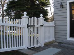 Decorative Fence and Gate Marblehead, MA. #fence #gate #Marblehead #MA