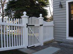 Decorative Fence and Gate Marblehead, MA. #fence #gate #Marblehead #MA