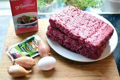 Kjøttkaker i brunsaus | Gladkokken Food, Essen, Meals, Yemek, Eten