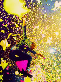 Coldplay. A live concert. Yes that is in my foreseeable future!