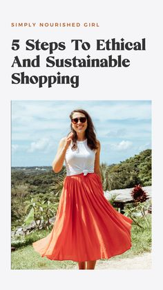 2020 is the year for creating better systems for how we consume items. Check out this guide to Ethical and Sustainable Shopping to get started!   #thriftedfashion #ethicalfashion #ecofriendly Vegan Fashion, Slow Fashion, Ethical Fashion, Sustainable Clothing Brands, Sustainable Fashion, Ethical Shopping, Vegan Clothing, Thrift Fashion