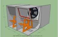 Skema Box Speaker Funktion one Asli Diy Subwoofer, Subwoofer Box Design, Speaker Box Design, Speaker Plans, Electronics Projects, Diy Tools, 18th, Audio, Horn
