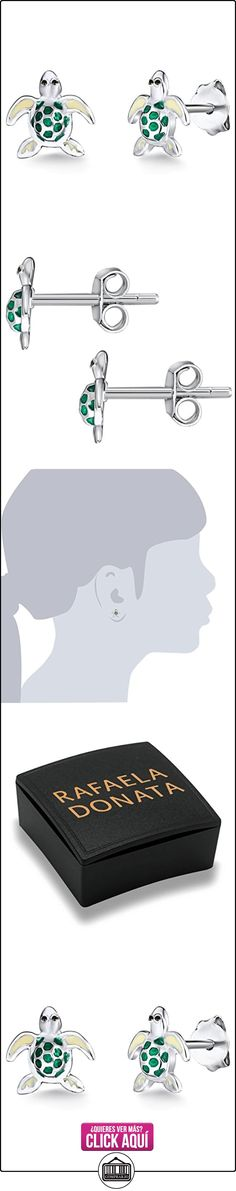 Rafaela Donata - Pendientes con tortuga - 925 Plata esterlina - Joyas para niños, Pendientes de Plata esterlina, Joyería de plata - 60911027  ✿ Joyas para mujer - Las mejores ofertas ✿ ▬► Ver oferta: https://comprar.io/goto/B00M6T1K8O