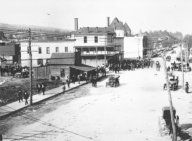 DeKalb County Historical Photos  The first automobile ever seen in Fort Payne