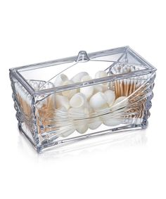 Another great find on #zulily! Three-Compartment Acrylic Cosmetic Organizer by Prodyne #zulilyfinds