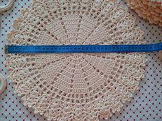 Sousplat de crochê Lindo para decorar dua mesa 23,00 à unidade Aceito encomenda em outras cores Usei fio maXcolor....super macio Barbante de qualidade