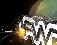 FWA Wallpapers by Phil Rampulla, via Behance