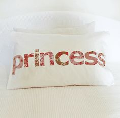 pillowslips for princesses