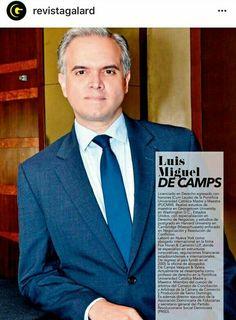 Luis Miguel De Camps entre los mas influyentes en la política de RD.
