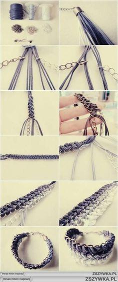 /pulsera con cadena