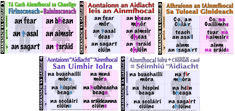 Spraoi online - all kinds of posters and charts in Irish/Gaeilge Irish Language, European Languages, Primary School, Grammar, Teaching Resources, School Stuff, Ireland, Classroom, Learning