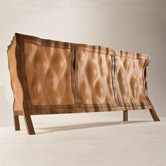Volumptuous Sideboard by Edward Johnson