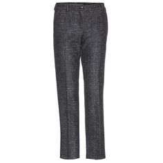 mytheresa.com - Checked trousers - Luxury Fashion for Women / Designer clothing, shoes, bags