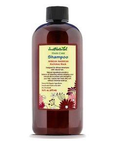 African American Natural Hair Shampoo