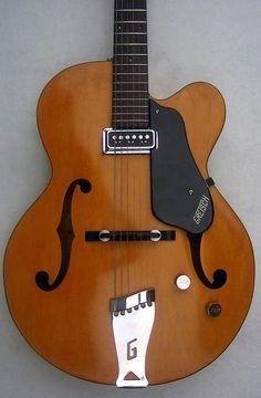 Gretsch Clipper archtop guitar