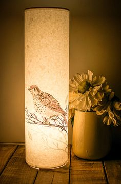 Have a browse of our website if you're looking for interesting modern lighting for your home. We sell beautiful hand-made lighting and lampshades featuring hand-sketched illustrations of countryside scenes, cityscapes and more! - http://www.anorthernlight.net/candle-covers.html