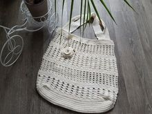 Häkelanleitung Strandtasche Tasche Sommernachtstraum