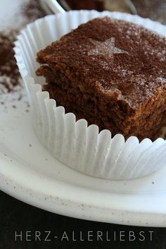 Brownies by herz-allerliebst, via Flickr