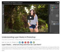 Understanding Layer Masks in Photoshop #photoshop #photography #photographers